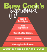 Busy Cook's Pyramid