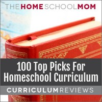 100 Top Picks For Homeschool Curriculum