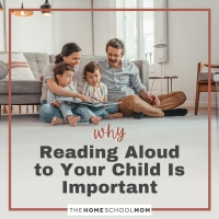 Why Reading Aloud To Your Child Is Important