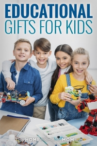 Educational Gifts for Kids for Christmas and Birthdays