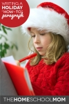 TheHomeSchoolMom Blog: Home(schooling) for the holidays