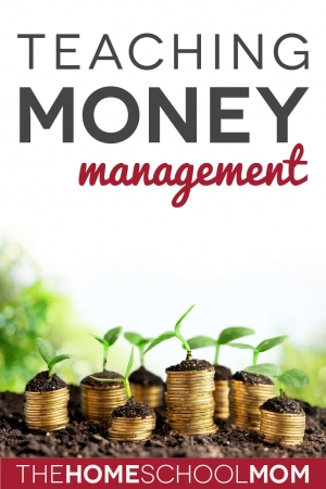 TheHomeSchoolMom Blog: Teaching Money Management