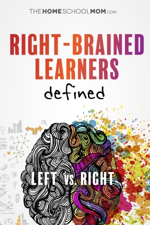 Right-Brained Learners