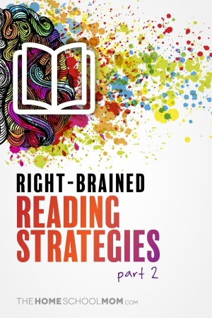 Right Brain Reading Strategies Part 2