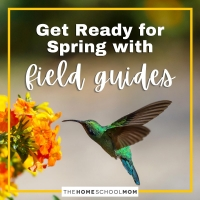 Get Ready for Spring with Field Guides