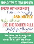 Simple Steps for Teaching Kindness to Kids