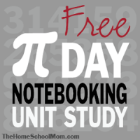 Pi Day Notebooking Unit