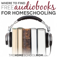 Where to Find Free Audiobooks for Homeschooling