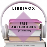 LibriVox Free Audiobooks for Homeschooling