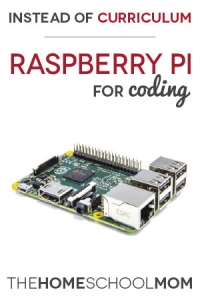 Instead of Curriculum: Tech with Raspberry Pi