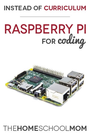 Raspberry Pi for Learning to Code