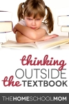Homeschooling not working? Try thinking outside the textbook.