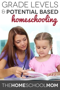 Homeschooling and Grade Levels (Or… Relax)
