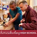Resources for Homeschooling High School When Mom's Not the Expert
