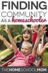Finding Community as a Homeschooler