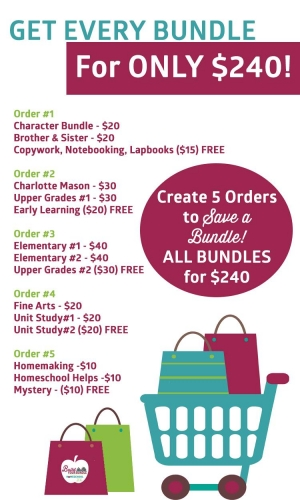 Build Your Bundle: Get ALL Bundles for $240