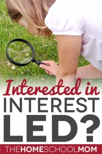 Interested in Interest-led?
