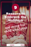 9 reasons to embrace the holidays and worry less about schoolwork - thehomeschoolmom.com