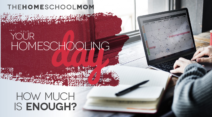 TheHomeSchoolMom Blog: How Much Is Enough?