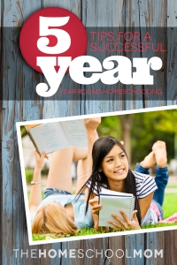 Year Round Homeschooling: 5 Tips for a Successful Year