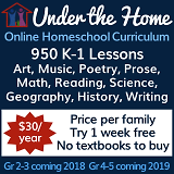 Under the Home Homeschool Curriculum