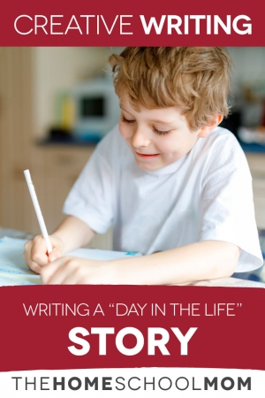 "Creative Writing: Writing a ""Day in the Life"" Journal"