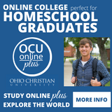 Online College Perfect for Homeschool Graduates - OCUOnline Plus