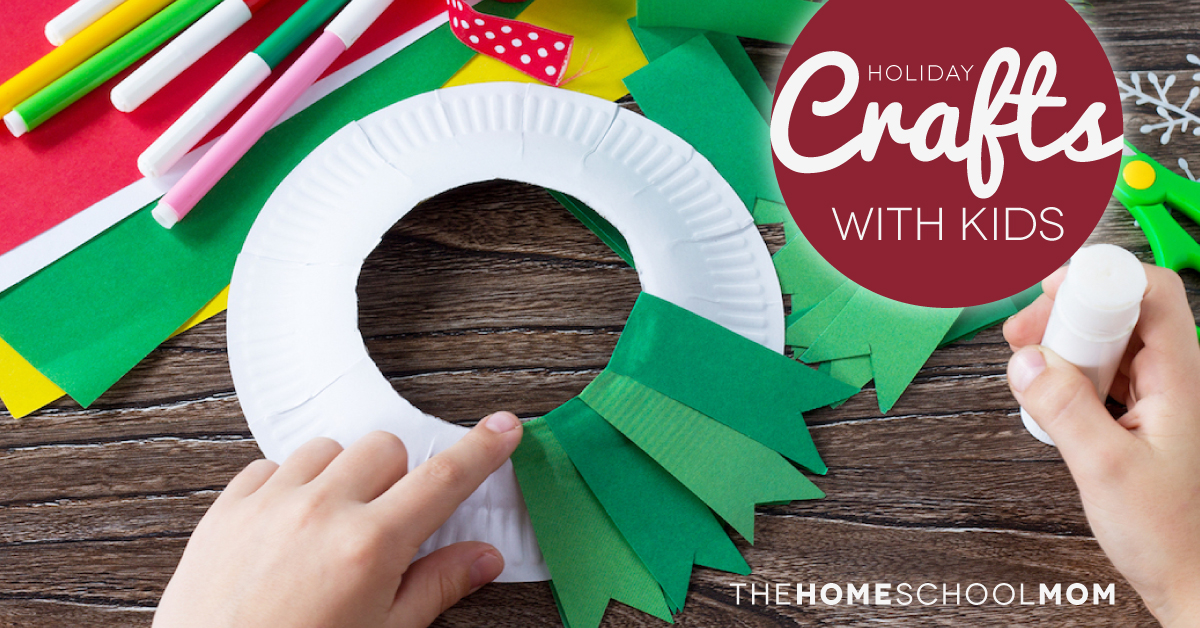 Holiday Crafts With Kids