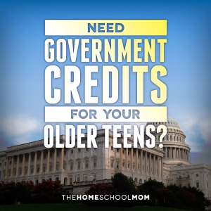 Earn high school government credits differently