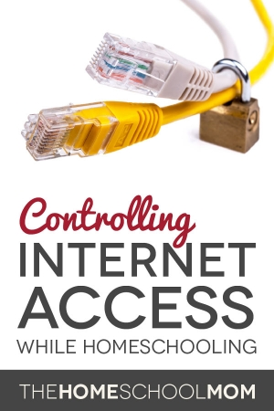 Controlling Internet Access While Homeschooling