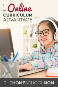 The Online Curriculum Advantage