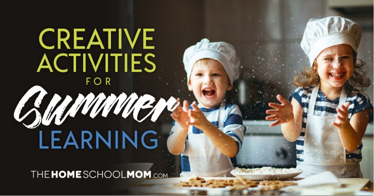 Creative Activities for Summer Learning