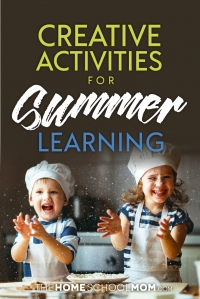 Summer Learning: Creative Activities for Logging Extra Days