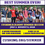 Cushing Academy Summer Session