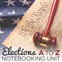 Elections A to Z Unit Study