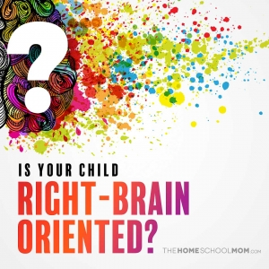 Is your child right-brained?