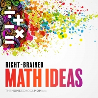 More Right-Brain Math Ideas