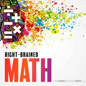Right brained math