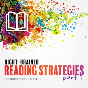 Right Brain Reading Strategies