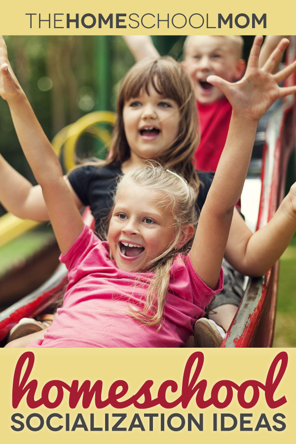 Homeschool Socialization Ideas