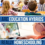 Education Hybrids: Is this homeschooling?