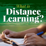 What Is Distance Learning?