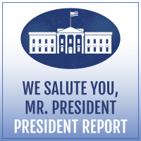 """We Salute You, Mr. President"" President Unit Study (FREE)"