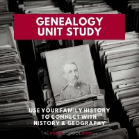 Make Learning Personal: Use Your Family History to Connect with History & Geography