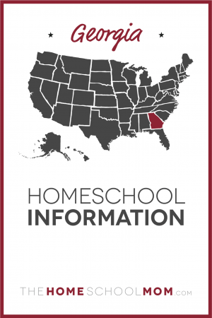 Georgia homeschool laws and information