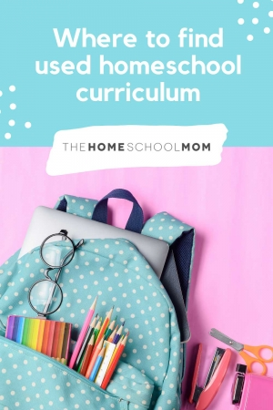 Used Homeschool Curriculum Sources