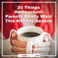 20 Things Almost Every Homeschool Parent Wants This Holiday Season