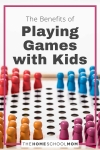 Benefits of Playing Games with Kids