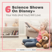 6 Science Shows On Disney+ Your Kids (And You!) Will Love