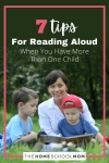 7 Tips for Reading Aloud When You Have More Than One Child